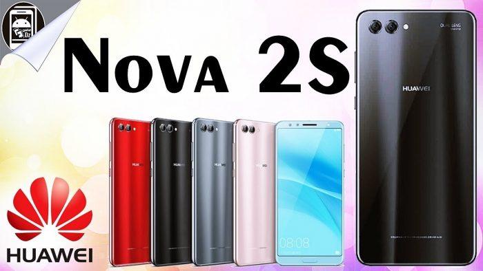تعرف على مواصفات ومميزات وعيوب وسعر هاتف Huawei Nova 2s