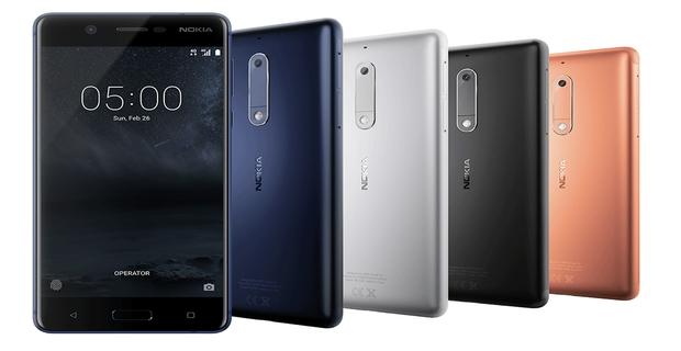تعرف على مواصفات ومميزات وعيوب وسعر هاتف Nokia 5