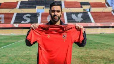 عقوبة من اتحاد الكرة على حسين الشحات قبل أن يلعب أي مباراة مع الاهلي