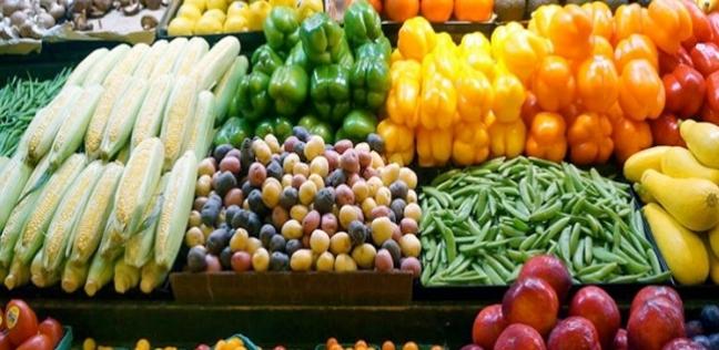 أسعار الخضروات والفاكهة اليوم الثلاثاء 12-2-2019 والخيار يسجل 4 جنيهات