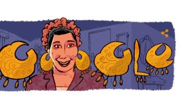 جوجل يحتفل بذكرى ميلاد ماري منيب