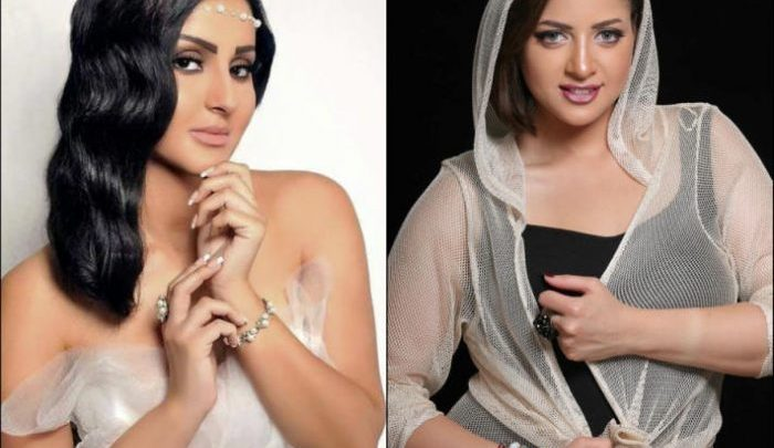 مني فاروق وشيما الحاج