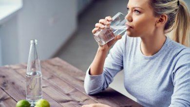 فوائد الماء الدافئ