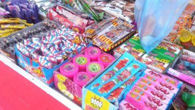 حلوى تسبب الإدمان
