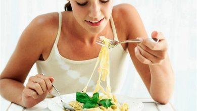 نظام غذائي لزيادة الوزن مع الجيم للبنات