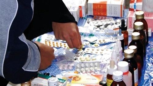 ادوية مغشوشة