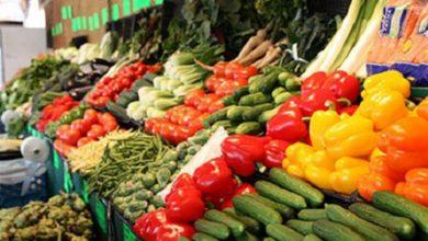 أسعار الخضروات والفاكهة اليوم الثلاثاء