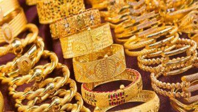 اسعار الذهب تواصل التراجع وعيار 21 يسجل 626 جنيها