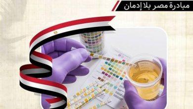مبادرة مصر بلا إدمان