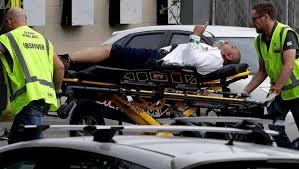 فيديو حادث نيوزيلندا