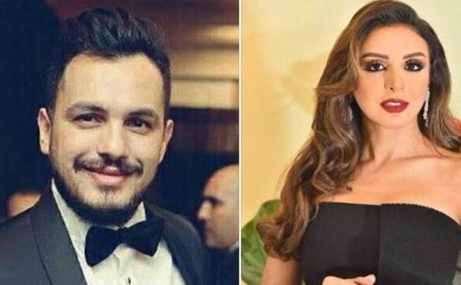 """بالفيديو .. أنغام توجه رسالة لزوجها أحمد إبراهيم : """"اللي جاي احلى """""""