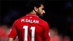 تعليق محمد صلاح على عدم تسجيله للأهداف مع ليفربول
