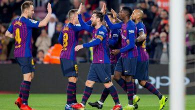 مانشستر يونايتد يصارع آرسنال لضم مدافع برشلونة