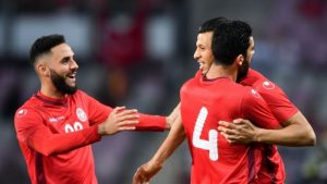 منتخب تونس يسحق إي سواتيني برباعية في تصفيات امم افريقيا