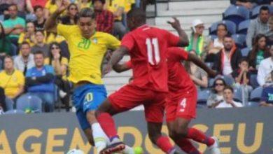 البرازيل ضد بنما