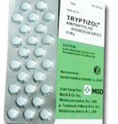دواعي استعمال دواء تربتيزول Tryptizol
