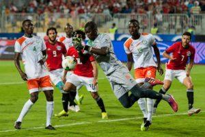 نتيجة مباراة مصر والنيجر في تصفيات امم افريقيا