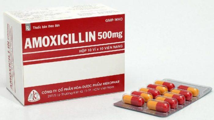 دواعي استعمال دواء أموكسيسيللين Amoxicillin