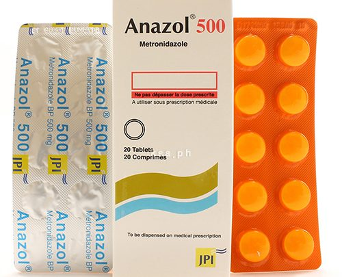داعي استعمال دواء أنازول Anazol
