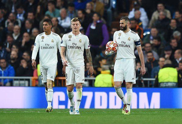 صفقة تبادلية بين ريال مدريد ولاتسيو في الصيف