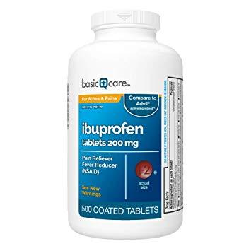دواعي استعمال أيبوبروفين Ibuprofen