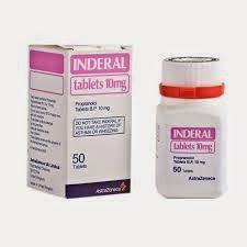 دواعي استعمال دواء إندرال Inderal