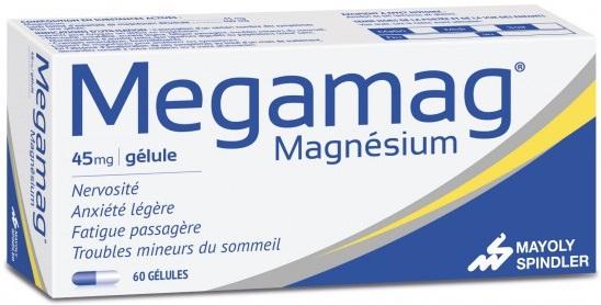 دواعي استعمال دواء ميجاماج megamag