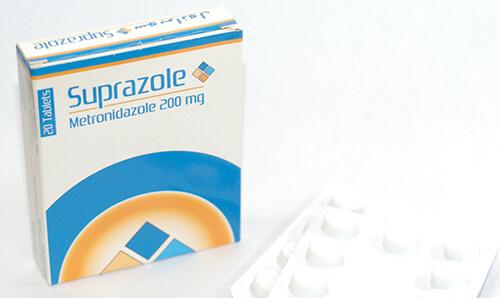 دواعي استعمال دواء سوبرازولSuprazole