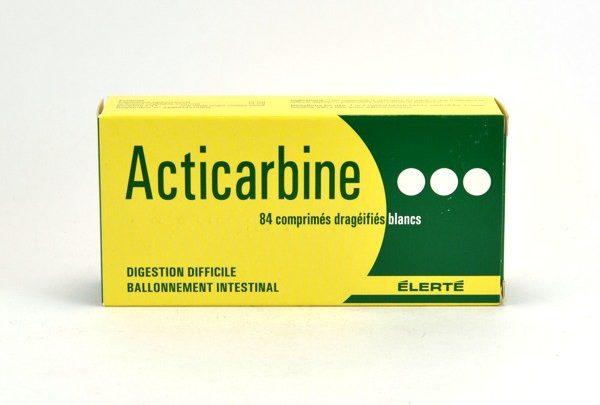 دواعي استعمال دواء أكتيكربين acticarbine