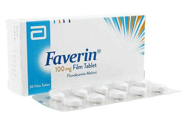 دواعي استعمال faverin