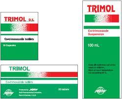 دواعي استعمال دواء تريمول Trimol