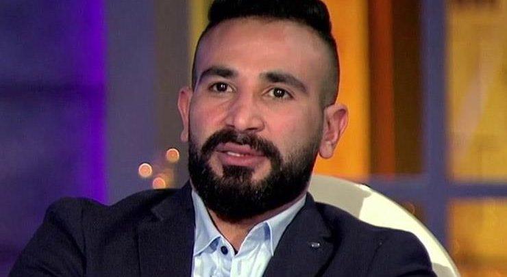بالفيديو .. أحمد سعد لسمية الخشاب : انتى مش تمام