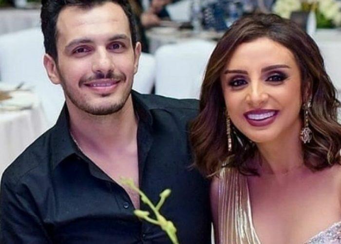 أحمد إبراهيم برفقة انغام
