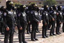 تزامنا مع انطلاق الانتخابات الدستورية.. قوات الأمن تملأ شوارع الجمهورية