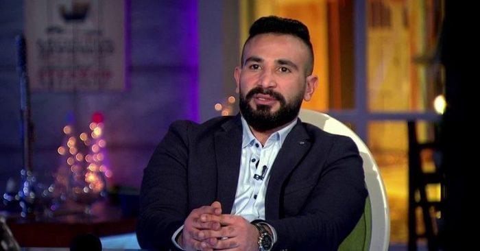 بالفيديو أحمد سعد: سمية الخشاب سرقتني