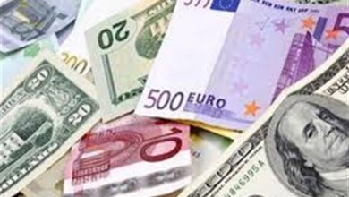 أسعار العملات العربية والأجنبية أمام الجنيه