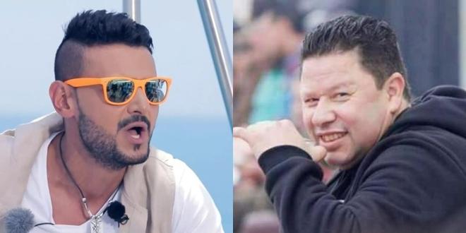 رضا عبد العال مع رامز جلال