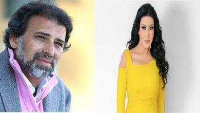 تعرف على حقيقة زواج سمية الخشاب من خالد يوسف