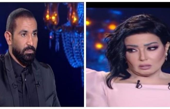 سمية الخشاب لـ أحمد سعد : احسنلك تسكت خالص .. وانت خايف مني