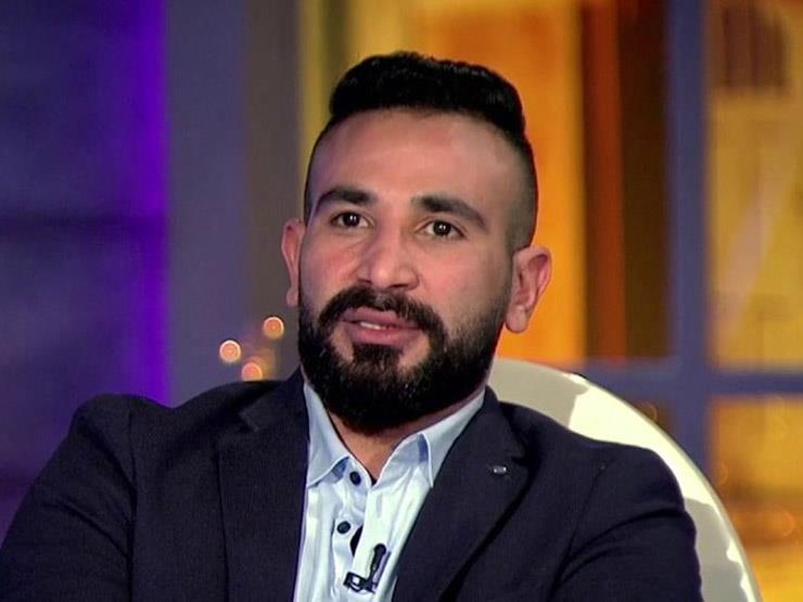 أحمد سعد مع بسمة وهبة