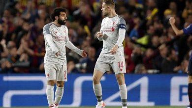برشلونة يعاقب ليفربول بثلاثية