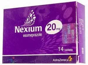 دواعي استعمال دواء Nexium