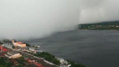اعصار يضرب روسيا