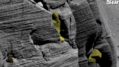 اكتشاف آثار فرعونية