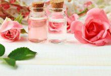وصفات للوجه بماء الورد
