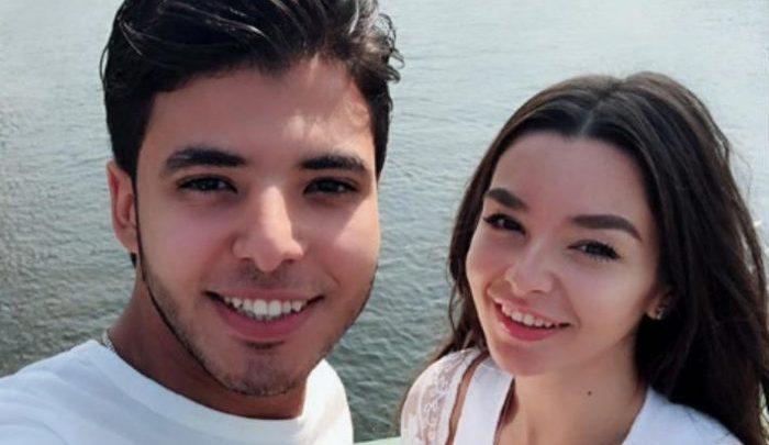 جوهرة وصديقها المصري