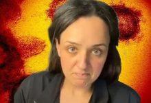 صورة بعد فيديو كـ.ـورونا.. مي الخرسيتي تفجر مفاجأة بشأن هوية خطيبها (فيديو)