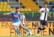 """صورة فيديو.. أهداف بارما ونابولي """"2/1"""" بالدوري الإيطالي اليوم الأربعاء 22 يوليو 2020"""