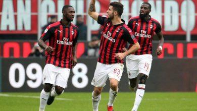 صورة القنوات الناقلة وموعد مباراة ميلان وبارما بالدوري الإيطالي الأربعاء 15 يوليو 2020
