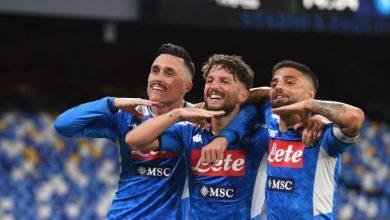 """صورة فيديو.. أهداف مباراة ميلان ونابولي """"2/2"""" اليوم الأحد 12 يوليو 2020"""